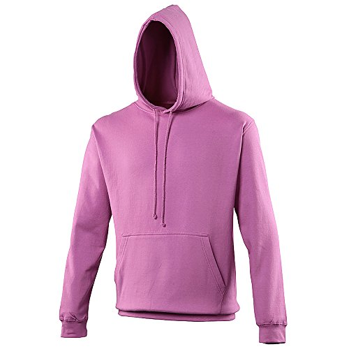Pullover College Hoodie - 46 Different Colours Available Pinky Purple