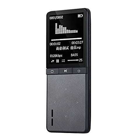 ONN W8 8GB Bluetooth mp3 player with outer speaker sport