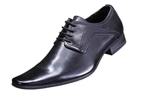 Reservoir Shoes - Chaussure Derbies Ito Black Noir