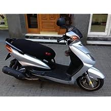 Funda Cubre Asiento Scooter o Moto Yamaha Cignus 125cc