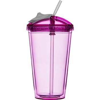 Sagaform Fresh Smoothie Mug Pink