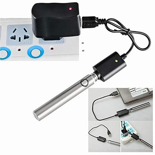 Malloom Cargador Cable Puerto USB E-Cigarrillo electrónico
