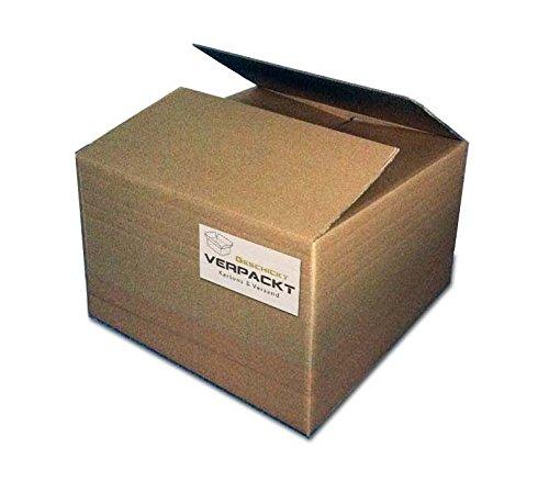 """Preisvergleich Produktbild Geschickt Verpackt 1 STK. Reifenkarton für 2 Reifen bis 19"""" (650x650x520mm) Doppelwelle 2.40 BC"""