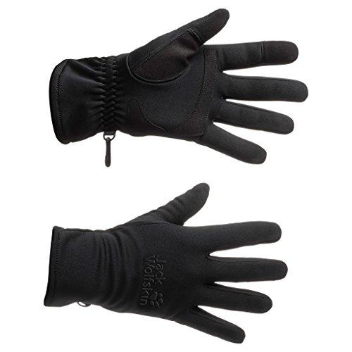 Original-stretch-handschuh (Jack Wolfskin Handschuhe Dynamic Touch Glove Black, M)