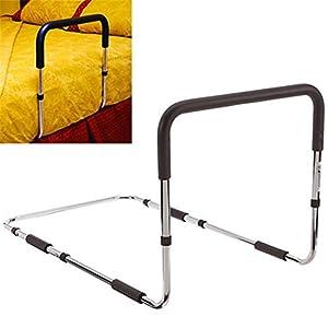 WLIXZ Tragegriff für die Bettunterstützungsschiene, höhenverstellbare obere Schiene, Höhenverstellbare medizinische Liegefläche