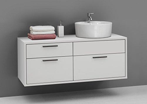 FMD Waschtisch Waschbecke nschrank Badschrank Schrank mit Waschbecken Mod.B019 -