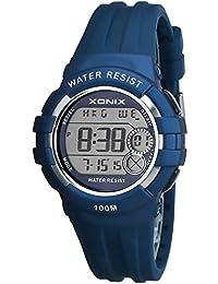 GüNstiger Verkauf Sportliche Herren Xonix Armbanduhr Datum Hintergrundlicht Wr100m Armbanduhren Uhren & Schmuck