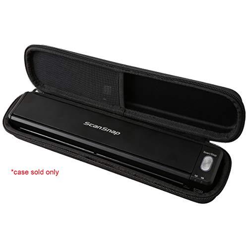 Aproca Hart Schutz Hülle Reise Tragen Etui Tasche für Fujitsu iX100 PA03688-B001 ScanSnap mobiler Scanner