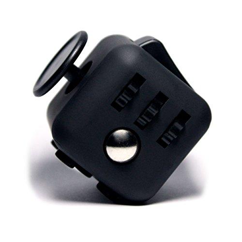 #myfidget Fidget Cube Original – Premium Stresswürfel bekannt aus Kickstarter   Hohe Qualität   Gegen Stress und Langeweile   Anti-Stresswüfel mit 6 Funktionen#