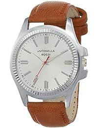 Antonella Rossi Analog White Dial Unisex's Watch-LB190568