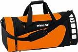 erima Club 5 Sporttasche, Orange/Schwarz, L, 76 Liter, 723363