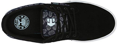 Etnies  JAMESON 2 W'S, Chaussures de skateboard femme Black Leopard