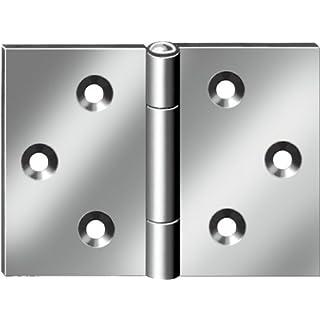 August Vormann, Interior Design, Stainless Steel, 50x 75x 1.2mm–48540Hinge