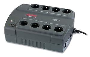 APC Back-UPS ES 400 Onduleur CA 230 V 240 Watt 400 VA 8 connecteurs de sortie