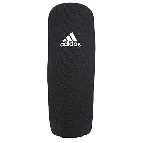 Adidas - Protege tibia noir - Protège tibias sports de combat - Noir - Taille M