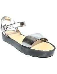 Mr Shoes , Chaussure ouverte à l'arrière femme
