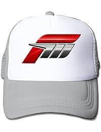 Negro Forza Motorsport 3 Turn 10 Studios juego snapback sombreros Vintage snapbacks, ...