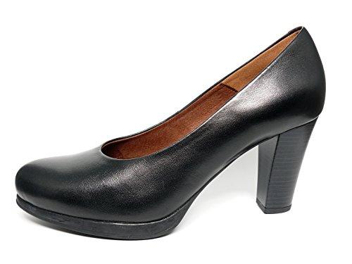 Pitillos, Scarpe col tacco donna nero Size: 39