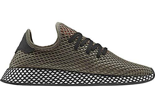 adidas Herren Deerupt Runner Fitnessschuhe, Mehrfarbig (Caqpur/Negbás/Narsen 000), 40 EU