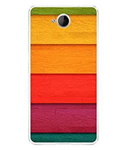 FUSON Designer Back Case Cover for Microsoft Lumia 650 :: Microsoft Lumia 650 Dual SIM (Seamless Pattern Blue Design Drawing )