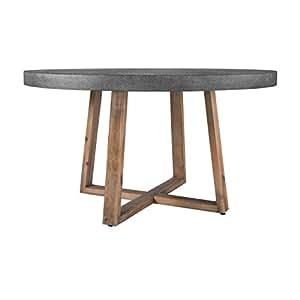 Rendez vous déco - Table ronde Tambora 140 cm