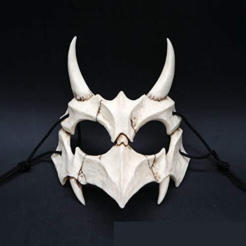 hokkk 5 Arten Neue Maske Umweltfreundliche Und Natürliche Harzmaske Für Tier Thema Party Cosplay Tier Maske Handmade - Valentinstag Themen Kostüm