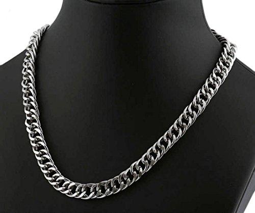 chane-en-roi-mtalliques-la-dans-de-dublin-acier-pour-bijoux-finition-les-inoxydable-mtal-collier-hom