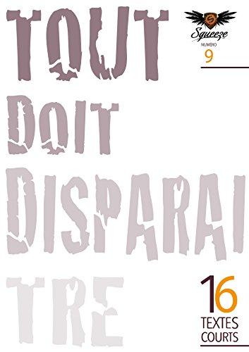 Couverture du livre Tout doit disparaître: Squeeze n°9