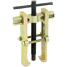SODIAL(R) Extractor de rodamientos Herramienta manual Desmontaje de la polea de la bomba