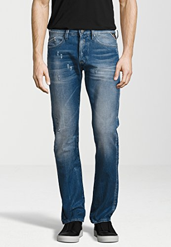 Replay - Jeans - Homme Bleu jeans