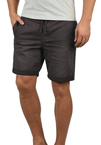 Blend Dongo Herren Jeans-Shorts Kurze Hose Denim aus hochwertiger Baumwollmischung, Größe:L, Farbe:Shale Brown (75118)