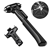 Fansport Car Hammer Portable Ergonomic Handle Emergency Hammer Auto Safety Hammer