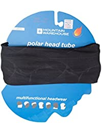 Mountain Warehouse Bandeau Headband Tube Polaire Motifs Imprimé Chaud Respirant Ski Snowboard Hiver