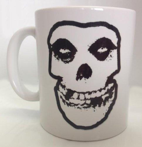 Crimson Ghost 11oz Ceramic Coffee Mug by Cotton Cult