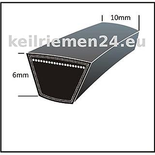 atg-gommern Klassischer Keilriemen Z27,5 Z/10 x 700 Li Din 2215 / ISO 4184