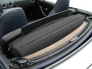 Preisvergleich Produktbild Mazda MX-5 Roadster Aufbewahrungstasche Bag Silver Trim 1989-2006