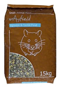 Mayfield Hamster and Gerbil Food 15kg