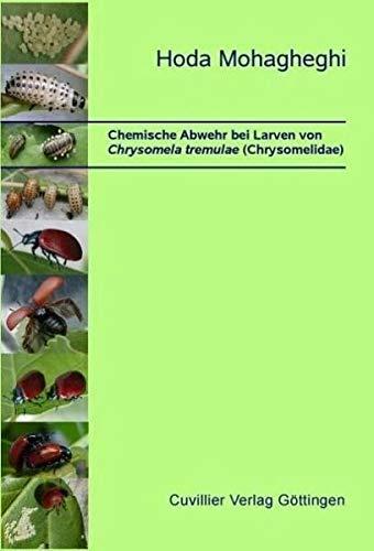 Chemische Abwehr bei Larven von Chrysomela tremulae (Chrysomelidae)