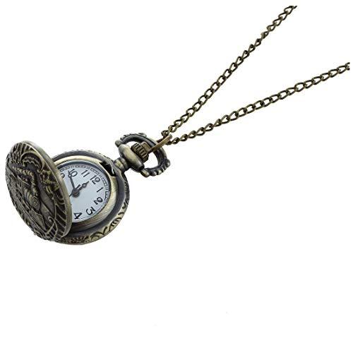 Reloj de bolsillo de bronce