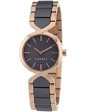 Esprit Damen-Armbanduhr XS Fontana Remix Analog Quarz verschiedene Materialien ES107852003