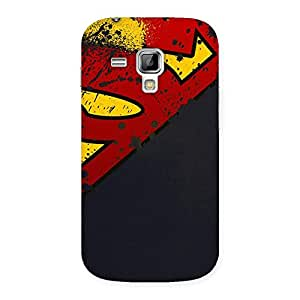 Uper Multicolor Print Back Case Cover for Galaxy S Duos