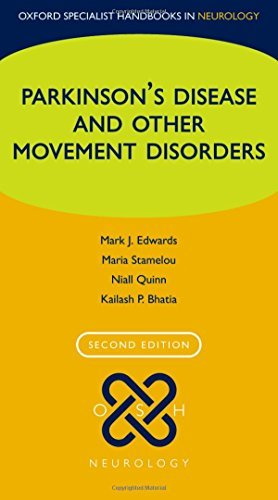 Parkinson's Disease and other Movement Disorders (Oxford Specialist Handbooks in Neurology) by Mark J Edwards (2016-01-28)