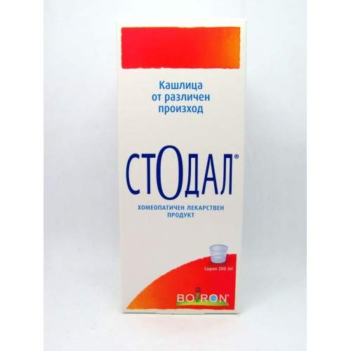 Boiron Homöopathische Medizin (Stodal Sirup, 200ml)