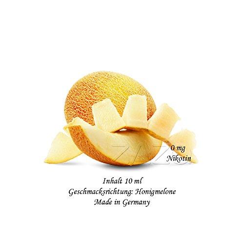 ZAZO 10 ml E-Liquid Honey Melon (Honigmelone) Nikotingehalt 0mg/ml