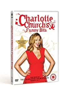 Charlotte Church's Funny Bits - The Best of the Charlotte Church Show Series 1 and 2 [DVD]