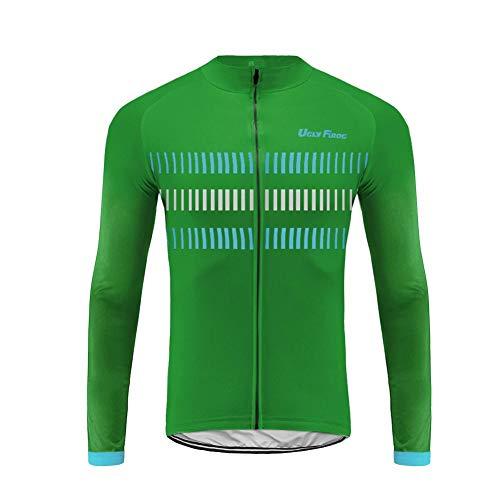 BurningBikewear Uglyfrog Ciclismo Jersey