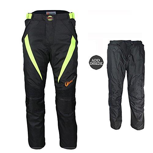 Pantalones LKN unisex protecciones motoristas primavera