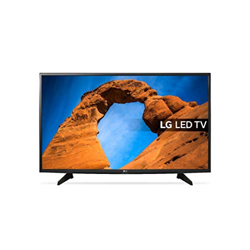LG 49LK5100PLA 49-Inch Freeview HD LED TV - Black (2018 Model)