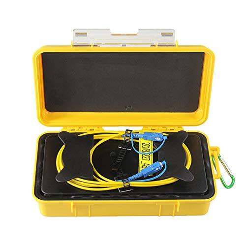 Professioneller SC UPC Singlemode 9 / 125um 1310 / 1550nm 500M Startkabelbox -
