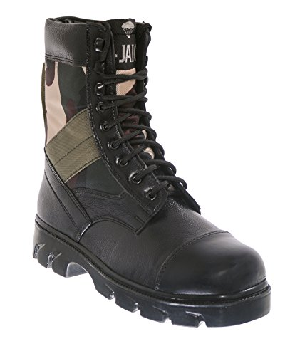 Cobra Commando Tough Leather Boots
